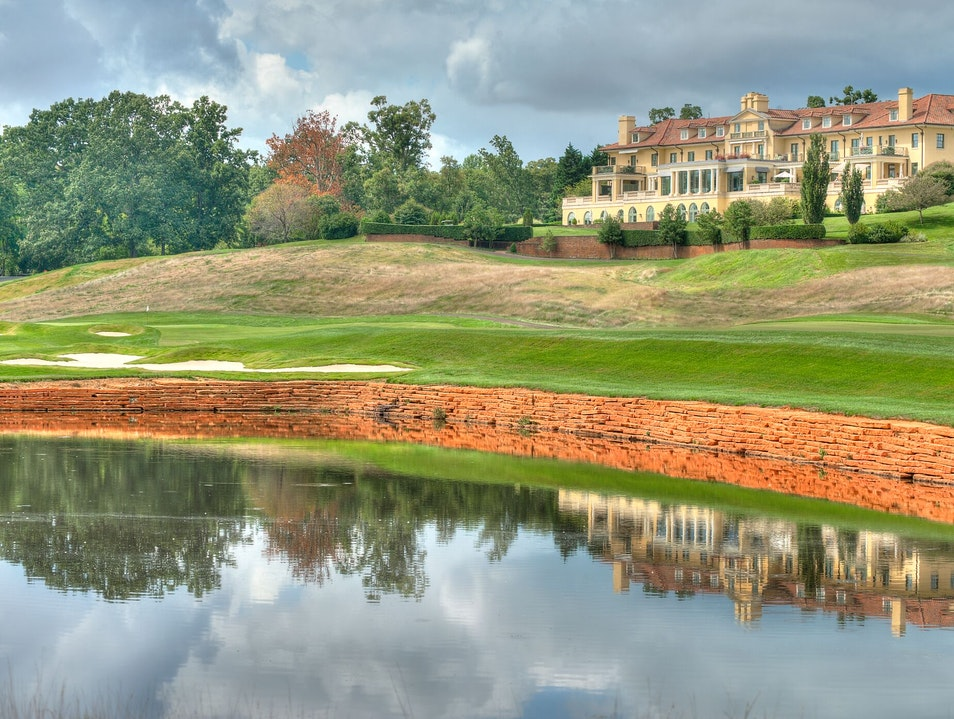 Keswick Hall and Golf Club Keswick Virginia United States