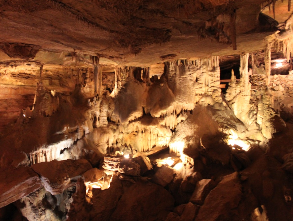 Get Underground at Raccoon Mountain Chattanooga Tennessee United States