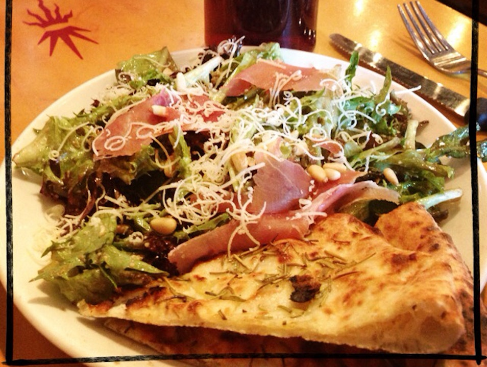 Punch Salad And Neapolitan Pizza - Yum! Saint Paul Minnesota United States