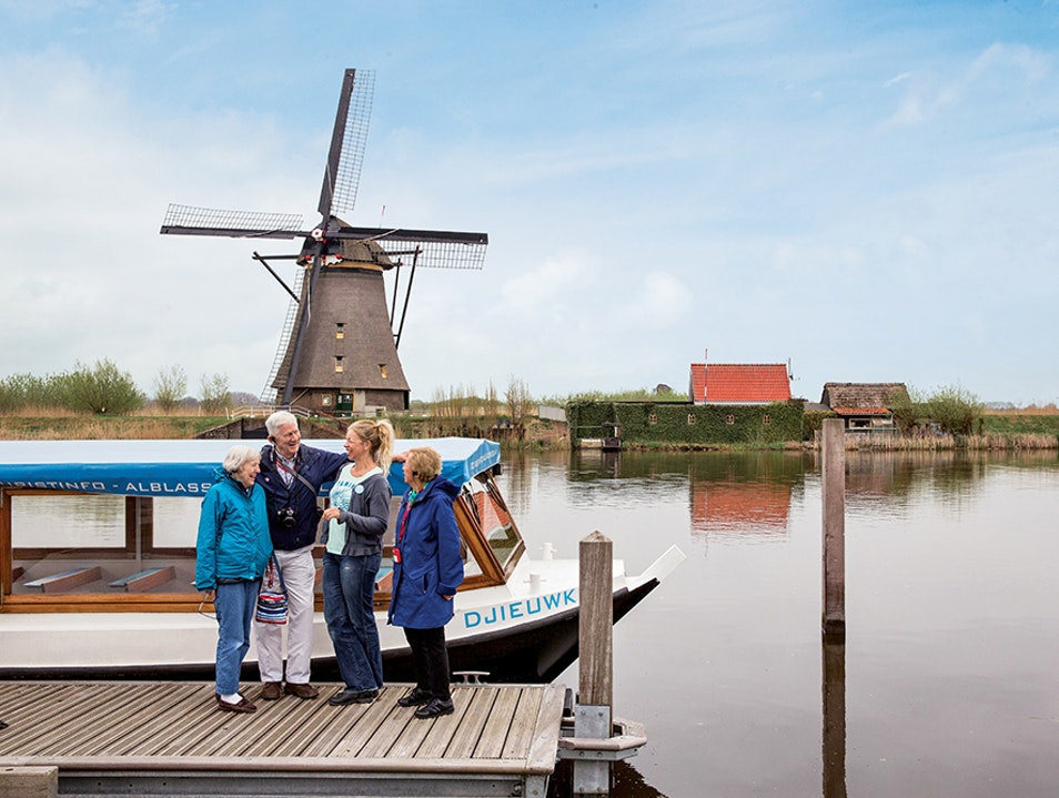 Revel in Multi-Cultural Discovery Kinderdijk  The Netherlands