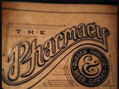 The Pharmacy Burger Parlor & Beer Garden Nashville Tennessee United States