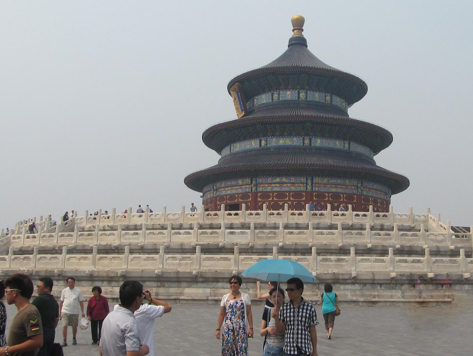 The Temple of Heaven Beijing  China