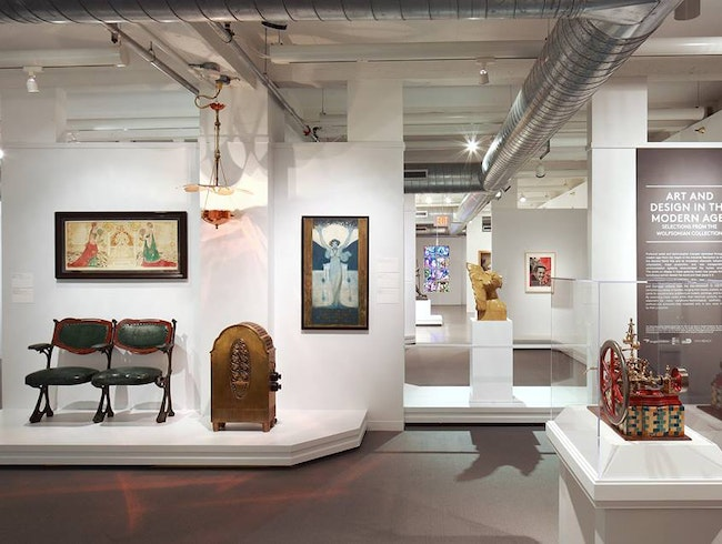 The Wolfsonian Serves Up Original Art in Miami, FL