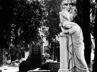 Cementerio General Recoleta  Chile