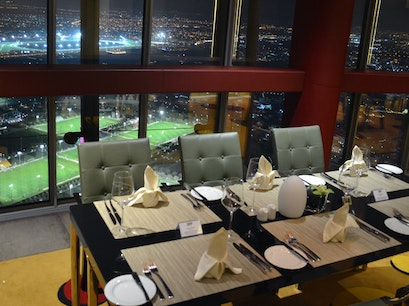 The Three Sixty Restaurant Doha  Qatar