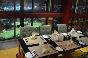 The Three Sixty Restaurant