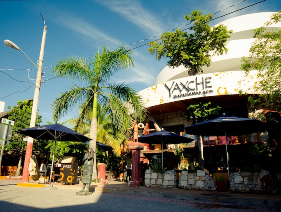 Yaxché Maya Cuisine with a Flair Playa Del Carmen  Mexico