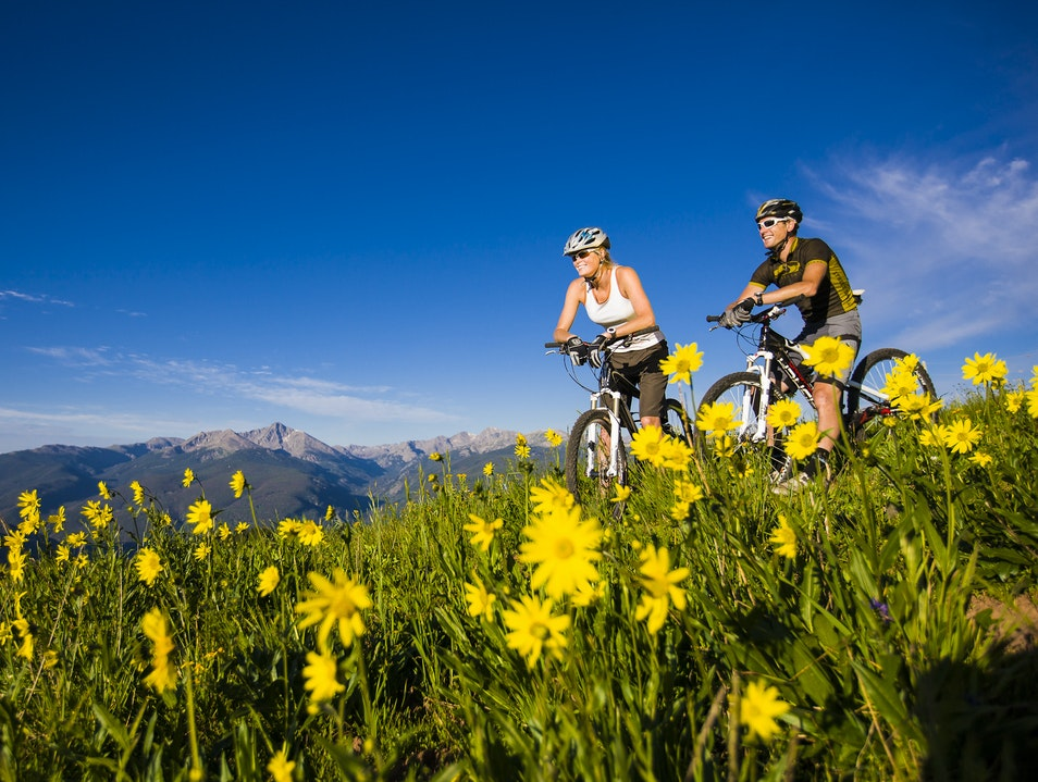 Summer Wellness Retreats in the Colorado High Country Vail Colorado United States