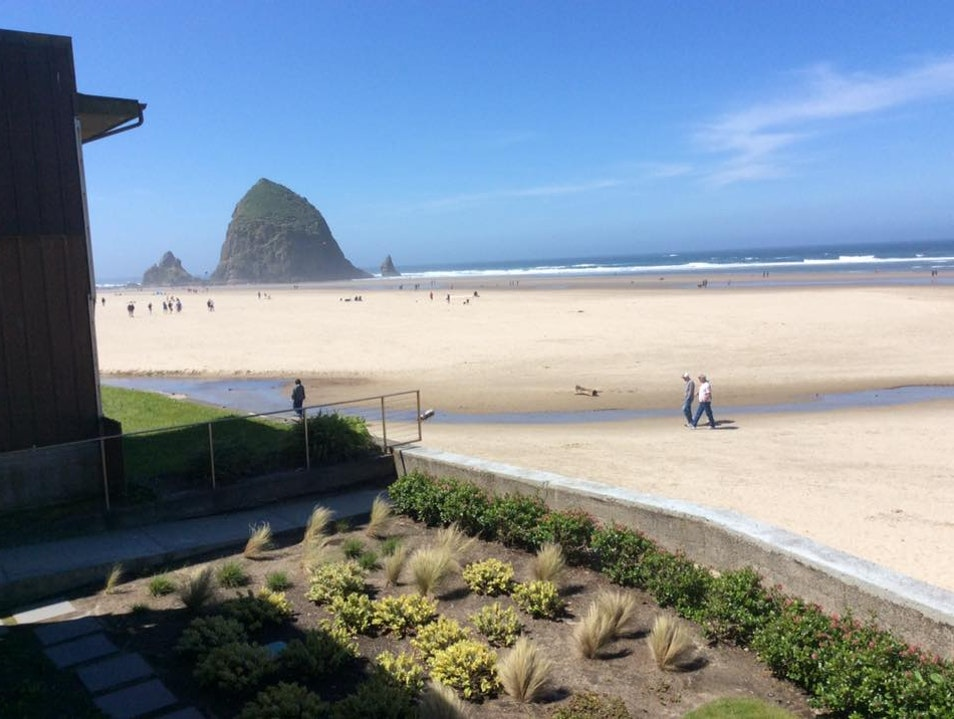 Must be a piece of heaven Cannon Beach Oregon United States