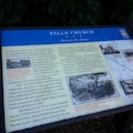 Virginia Civil War Trails  Falls Church Virginia United States