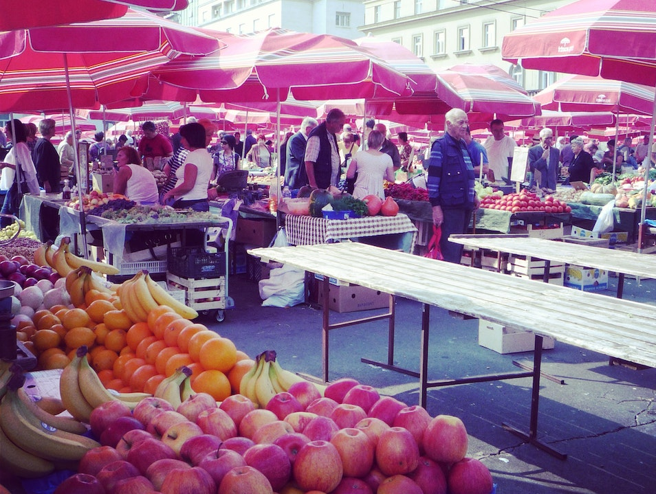 Every Day is Market Day