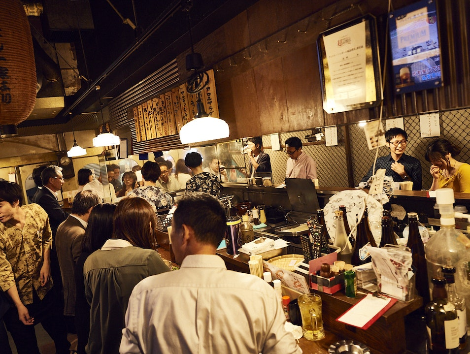 Marugin – The Birthplace of The Japanese Whisky Highball