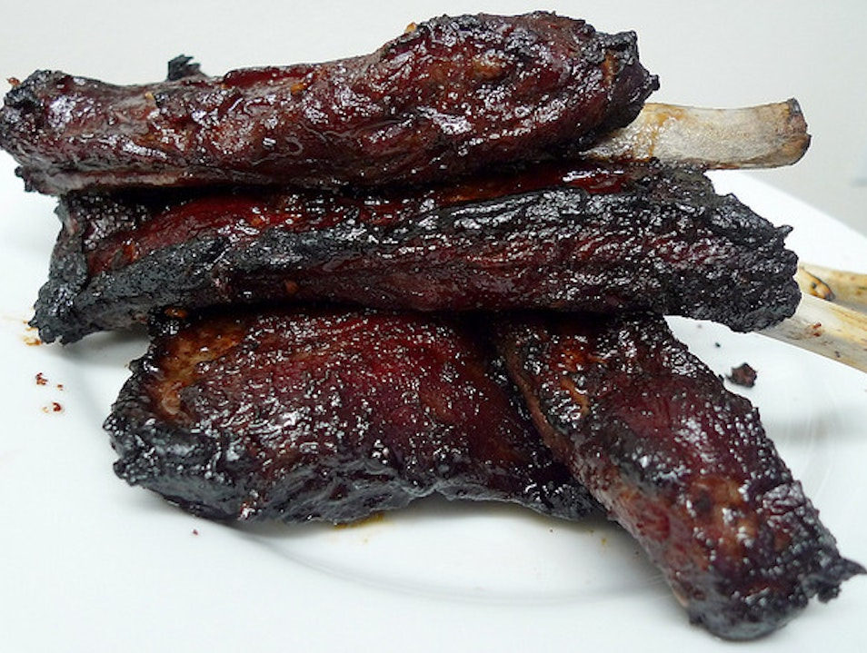 The Best Spare Ribs in Town Tianjin  China
