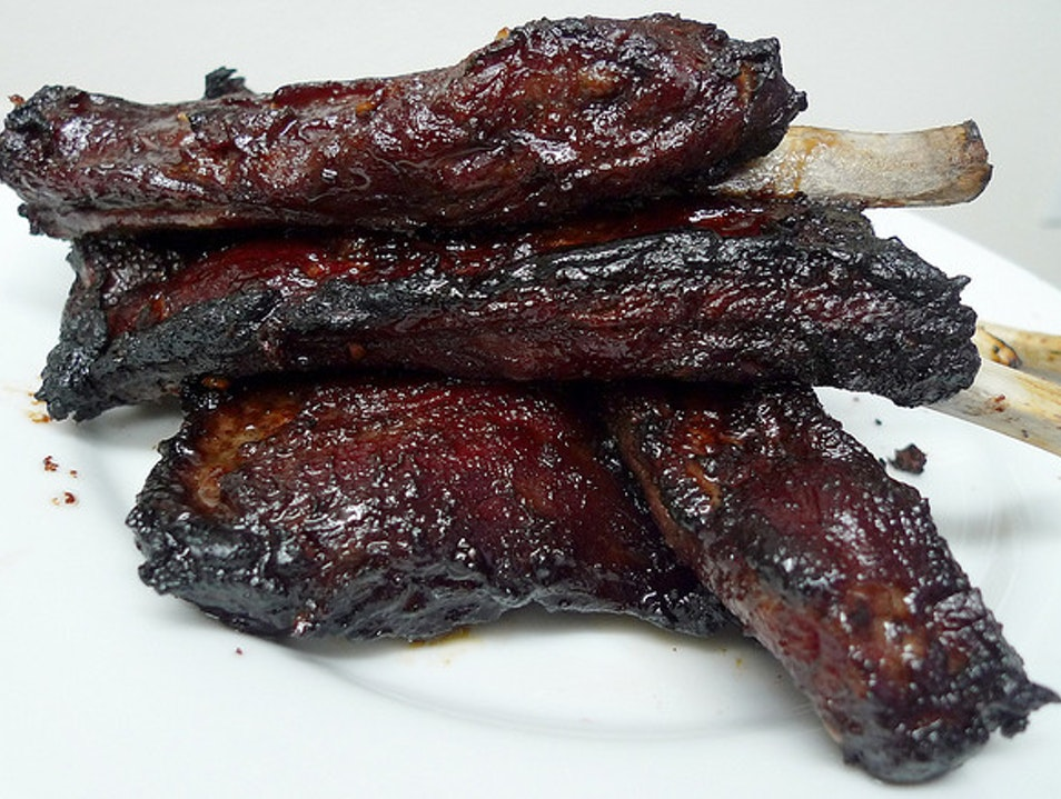 The Best Spare Ribs in Town