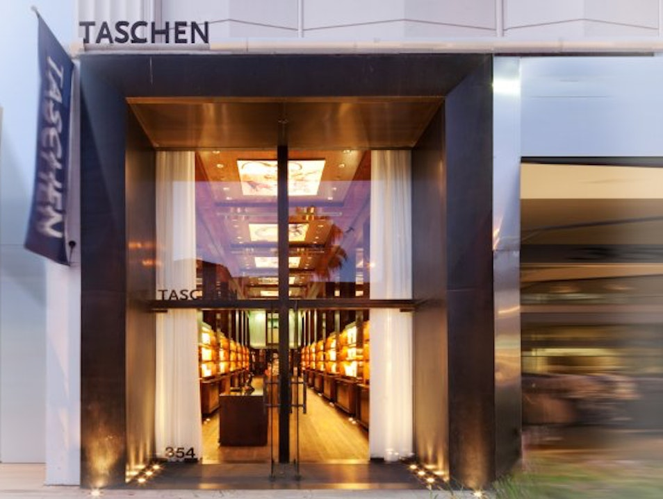 Taschen Books Beverly Hills California United States