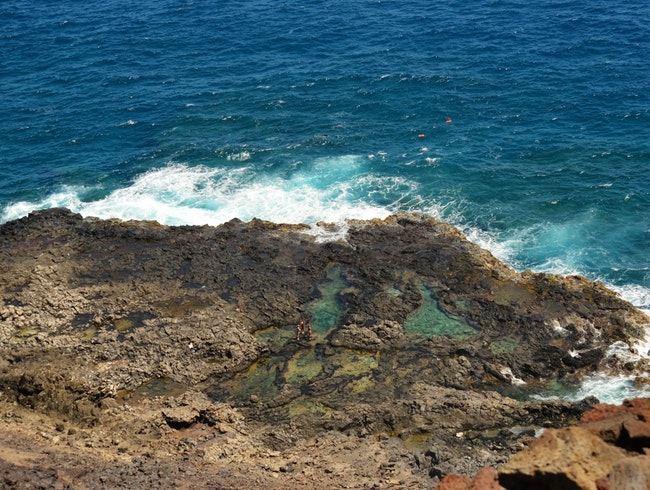 Finding the Tidal Pools at Makapu'u Point