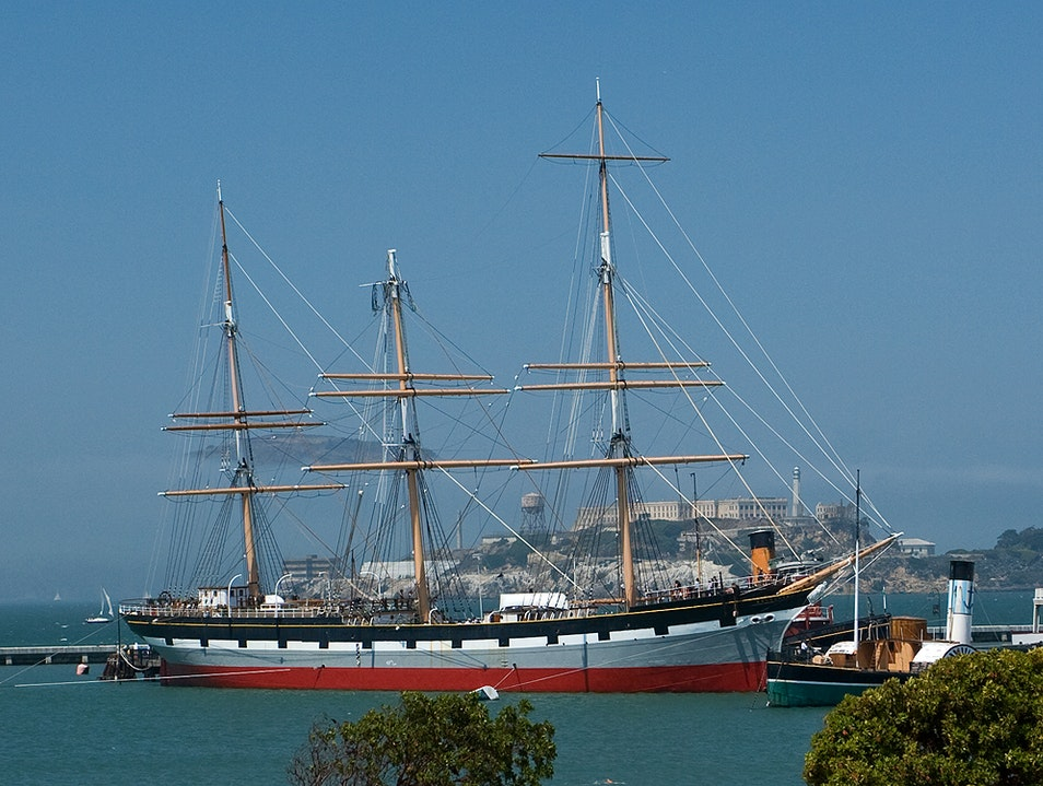 Schooner San Francisco California United States