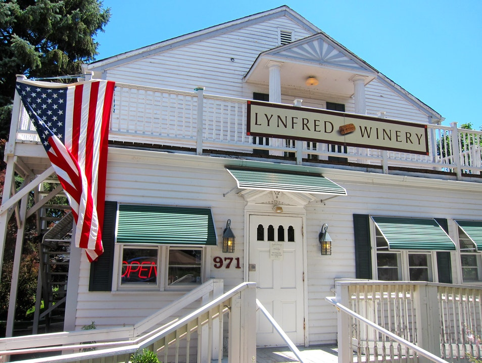 Lynfred Winery Riverwoods Illinois United States