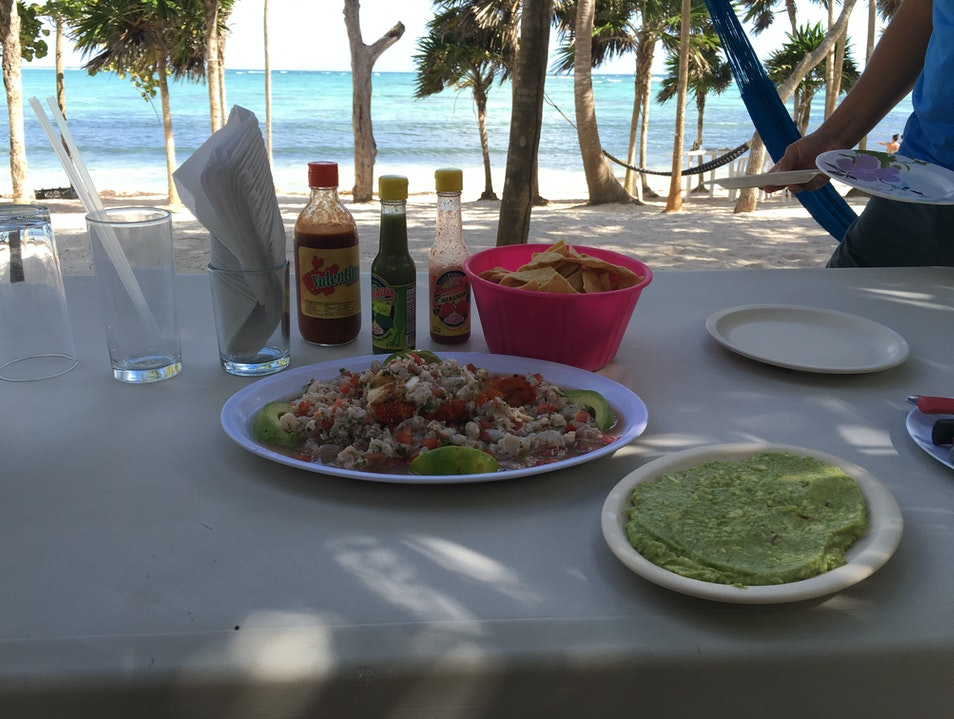 Amazing Place - Excellent Food Tulum  Mexico