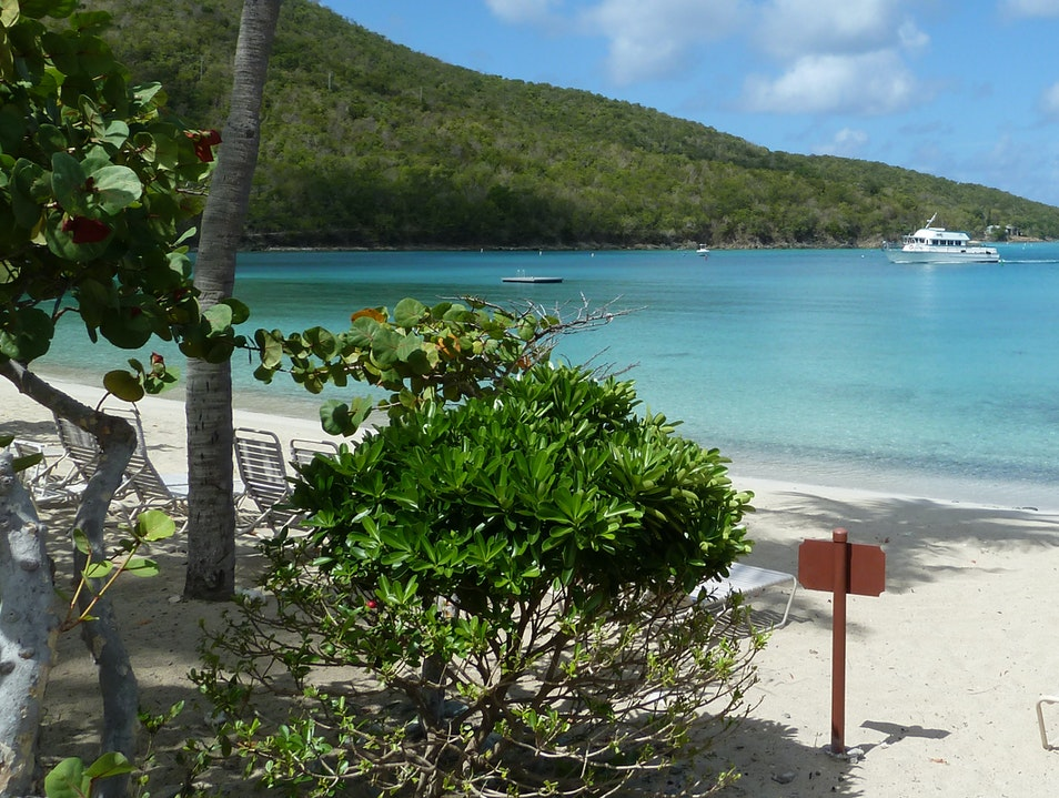 Caneel Bay Resort St. John  United States Virgin Islands