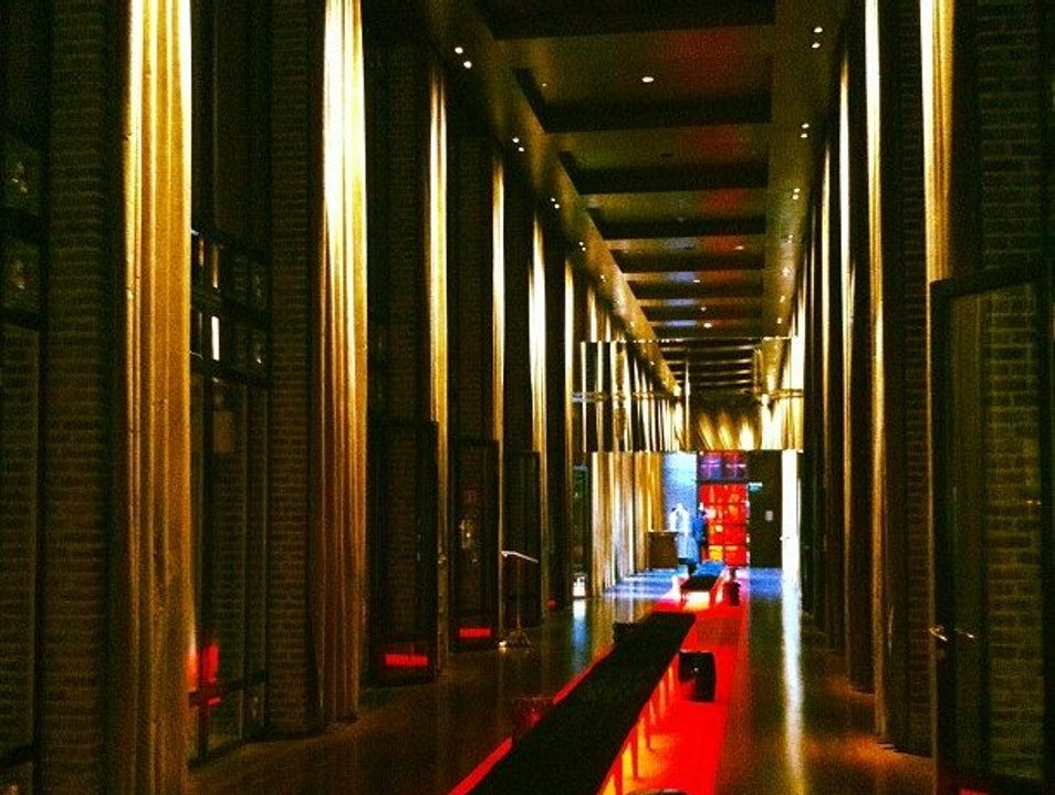 Faena Hotel and Universe in Puerto Madero Cmb  Argentina