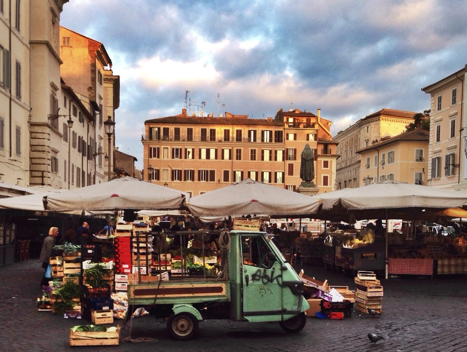 The Neighborhood Market Rome  Italy