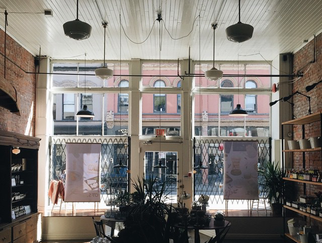 Gastown's Gorgeous Modern Day General Store