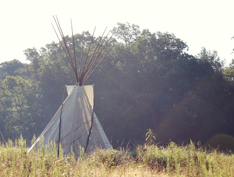 A Yoga Retreat in the Middle of Nowhere
