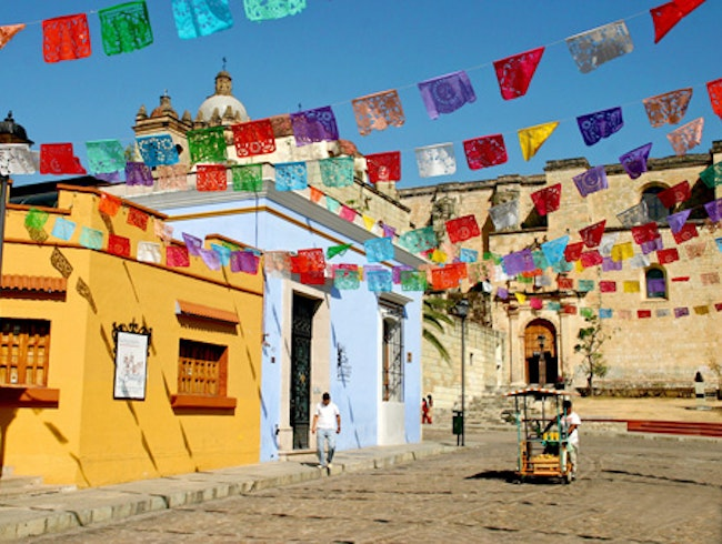 Colorful and Vibrant Oaxaca