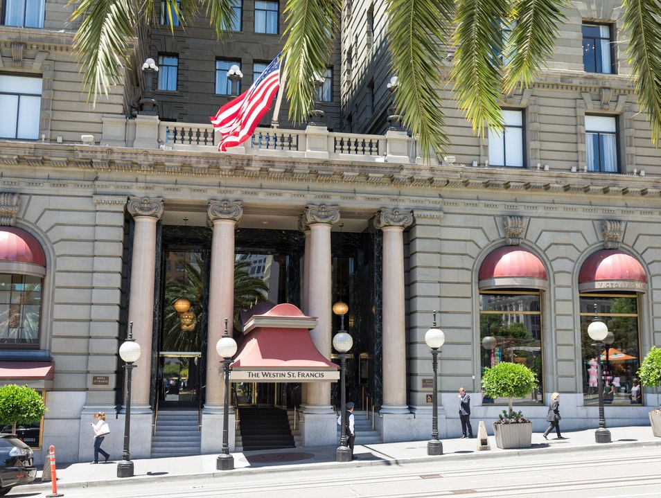 The Westin St. Francis San Francisco on Union Square San Francisco California United States
