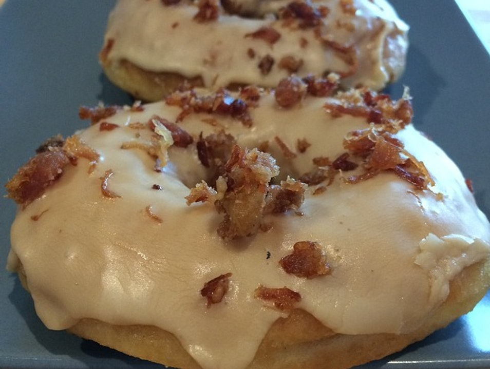 Indie Indy Doughnuts Indianapolis Indiana United States