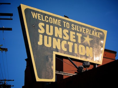 Sunset Junction Hacienda Heights California United States