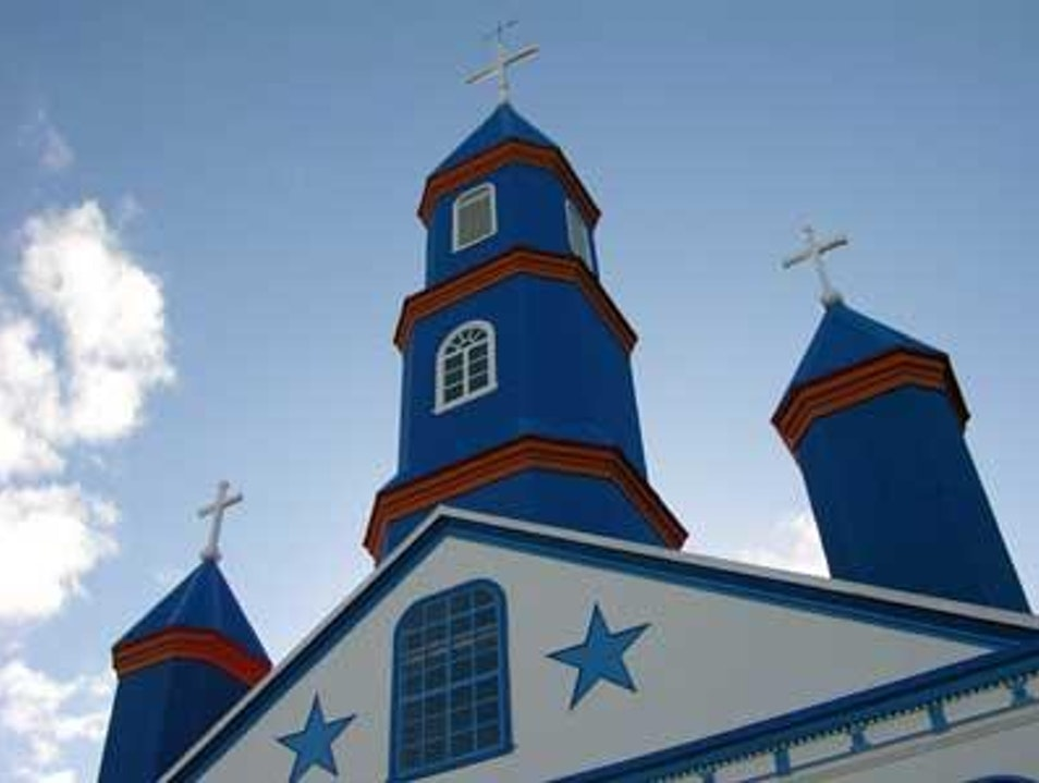 Chiloé's Wooden Churches