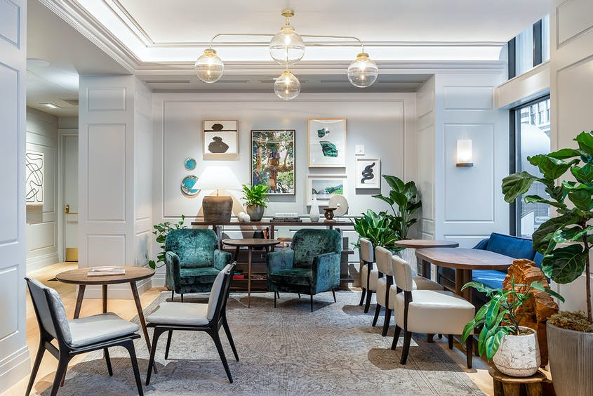 Woodlark brings even more style to the PDX hotel scene.