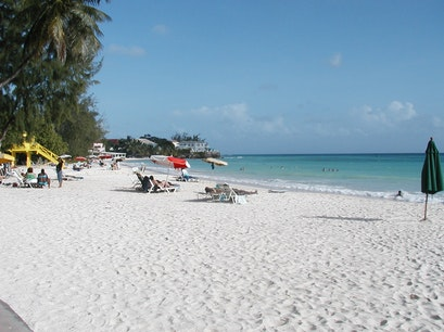 Accra Beach Bridgetown  Barbados