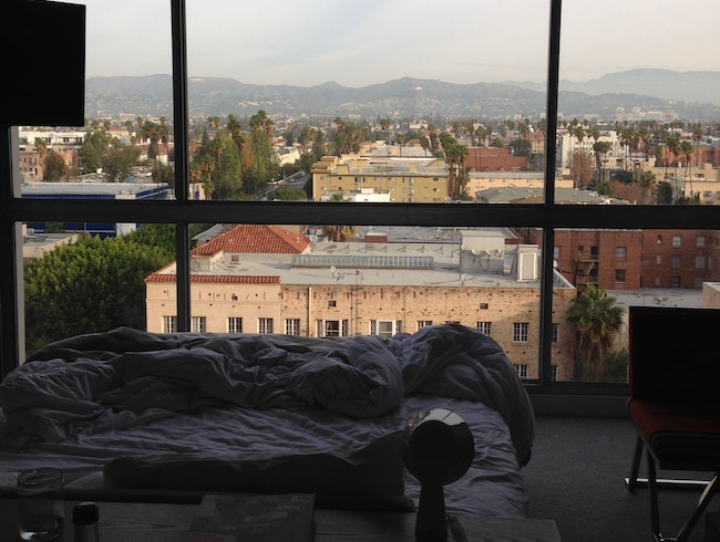 Where to Stay in LA's Koreatown