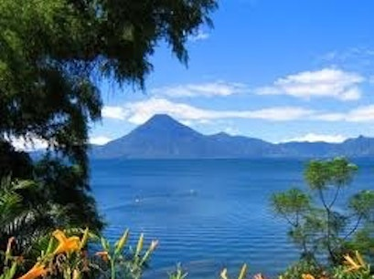 Hike From Village To Village at Lake Atitlan Nahuala  Guatemala