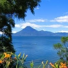 Hike From Village To Village at Lake Atitlan