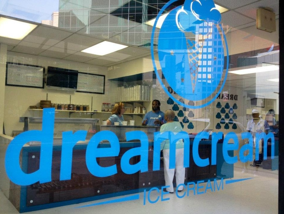 Dreamy Ice Cream for a Cause
