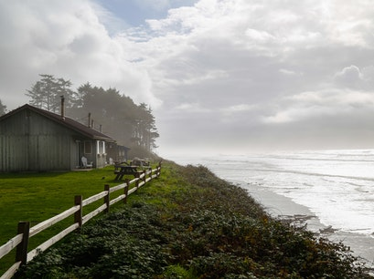 Kalaloch Lodge at Olympic National Park Forks Washington United States