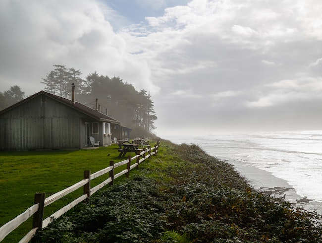 Kalaloch Lodge, Olympic National Park, WA