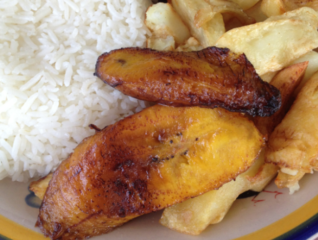 Eat Bonaire's Most Local Food at Maiky Snack
