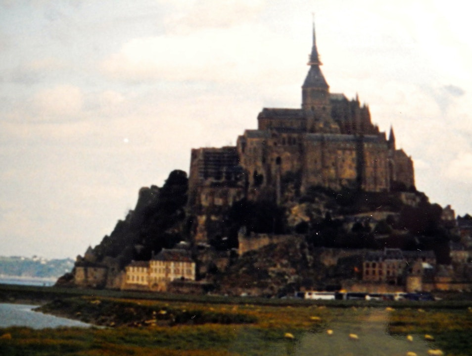 Like A Fairy Tale Castle Le Mont-Saint-Michel  France