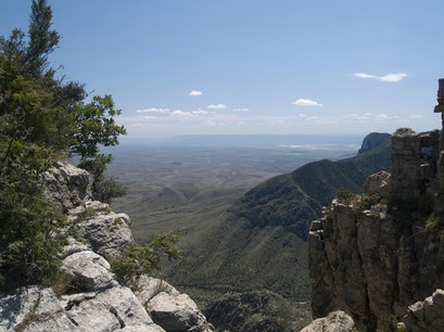 Guadalupe Mountains National Park Culberson County Texas United States