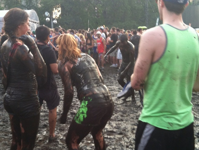 Tornado Warnings, Mud, Music