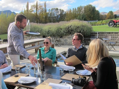 Amisfield Winery & Bistro Lake Hayes  New Zealand