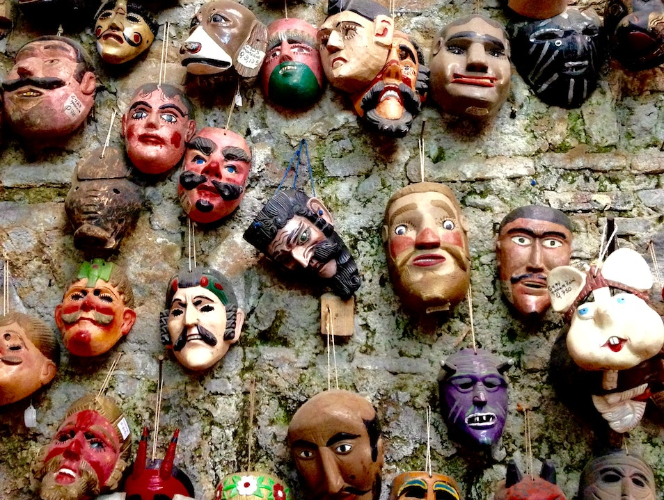 Shop for One of a Kind Souvenirs in Antigua