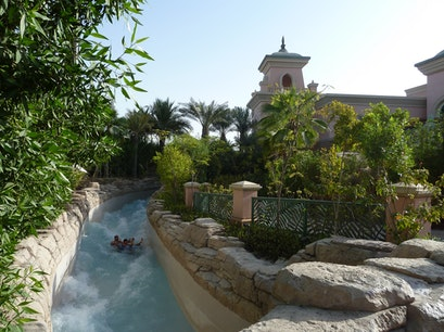 Aquaventure Waterpark Dubai  United Arab Emirates