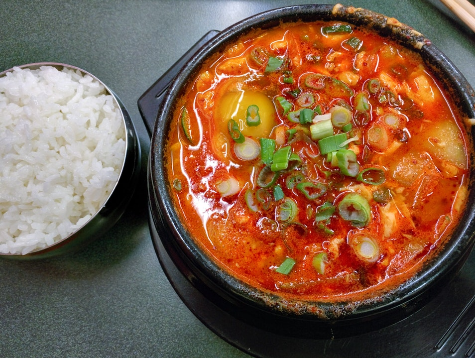 Authentic Korean food Aurora Colorado United States