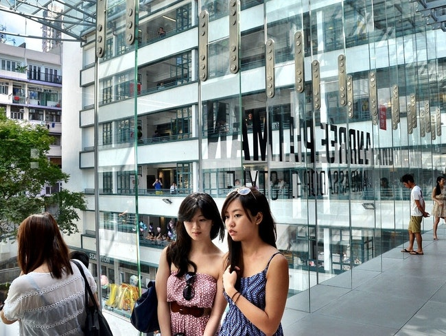 Hong Kong's Newest Design Headquarters